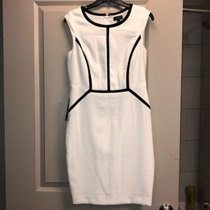 The Limited sleeveless dress